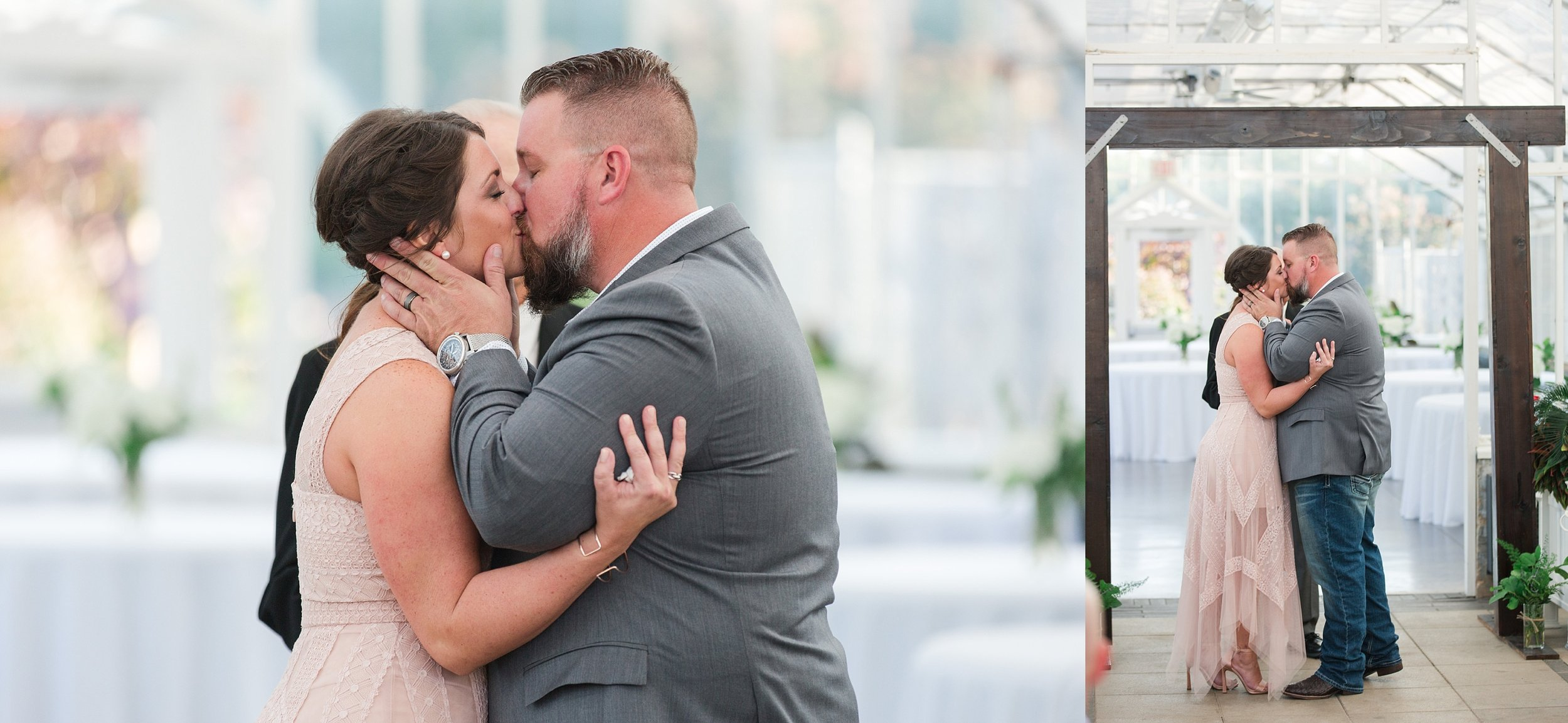 Oklahoma City Greenhouse Weddings by Jessica McBroom