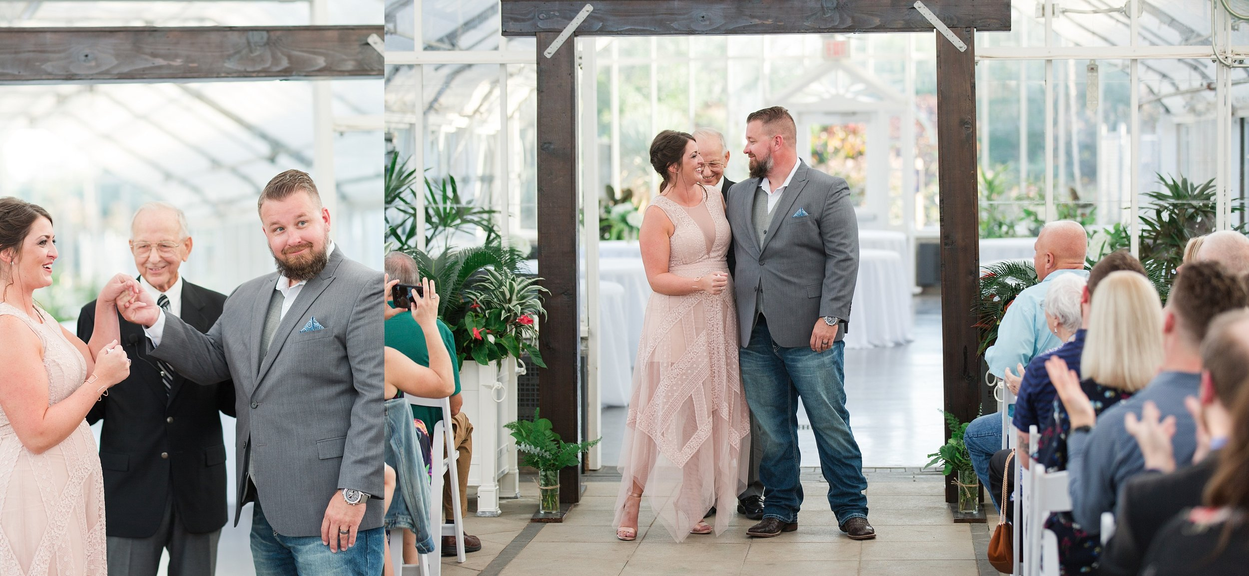 Lycan Conservatory Wedding Oklahoma City Top Wedding Photographers