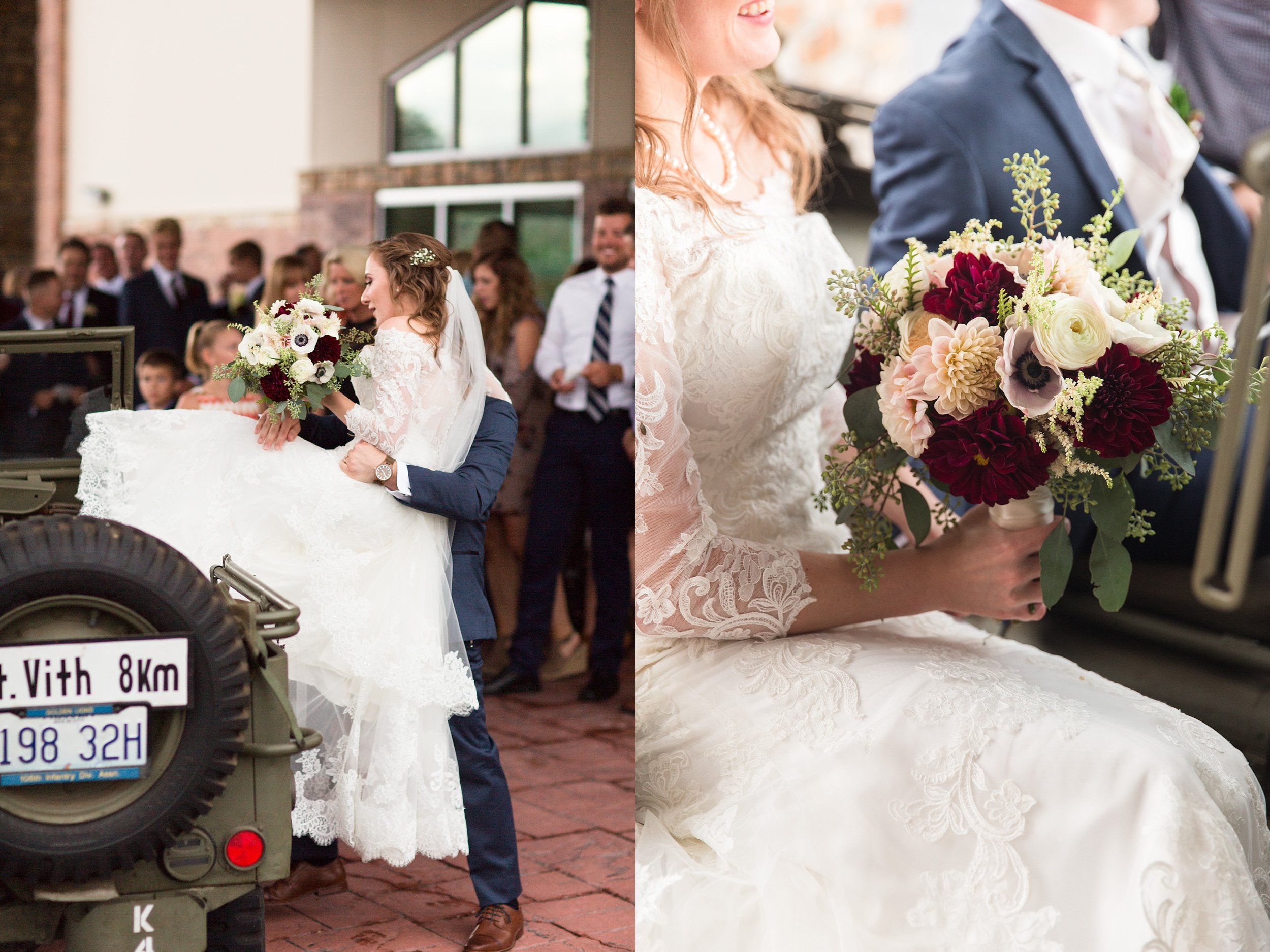 Fall Missouri Wedding By: Jessica McBroom