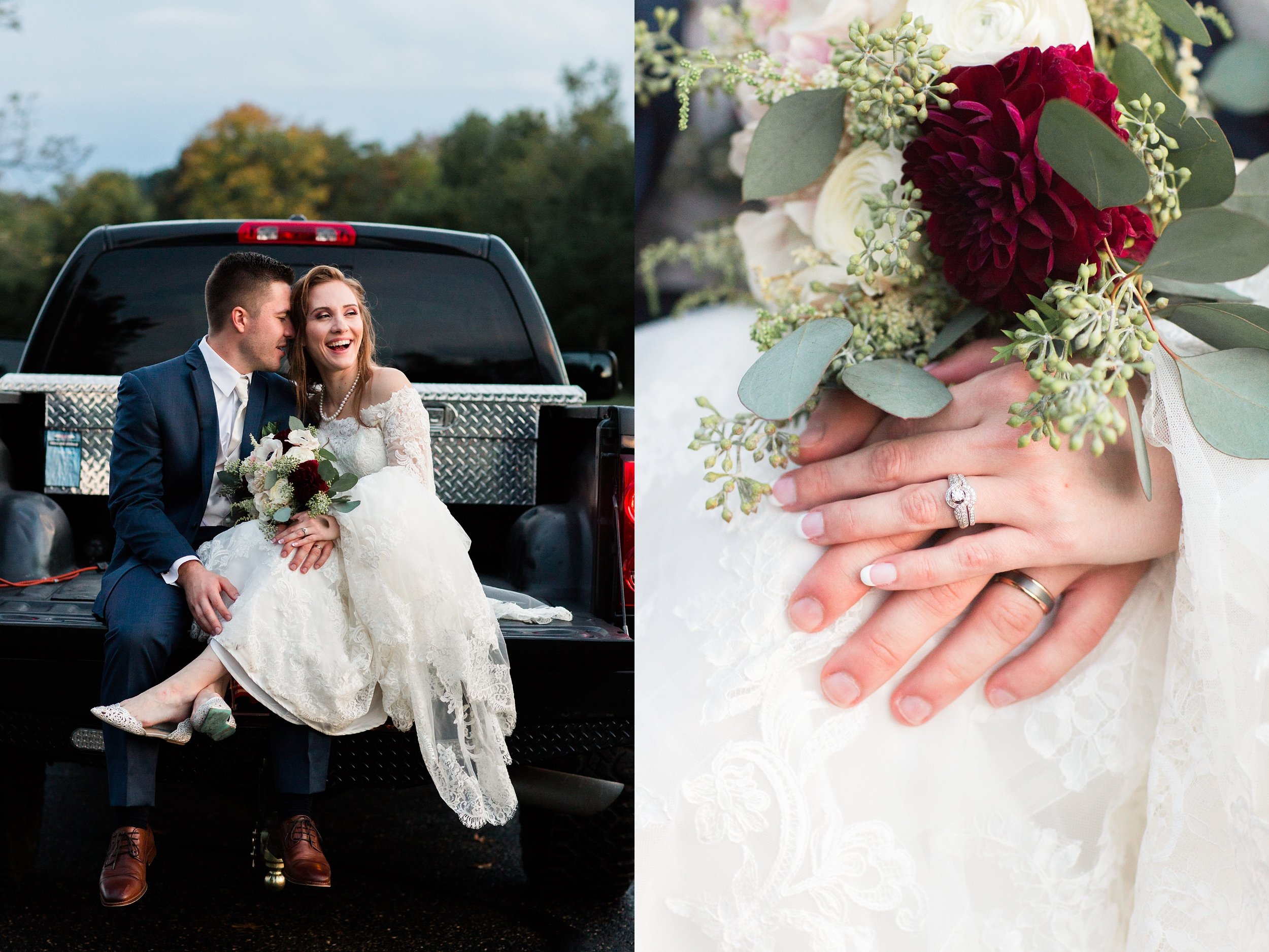 Fall Weddings -Jessica McBroom Missouri Wedding Photographer