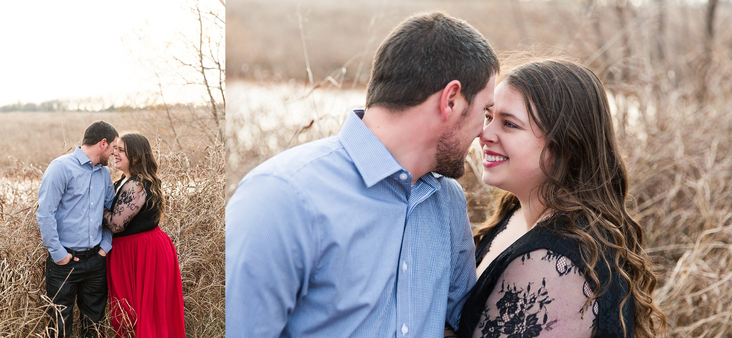 Fall Engagement at The Baumberhof Jessica McBroom Photographer