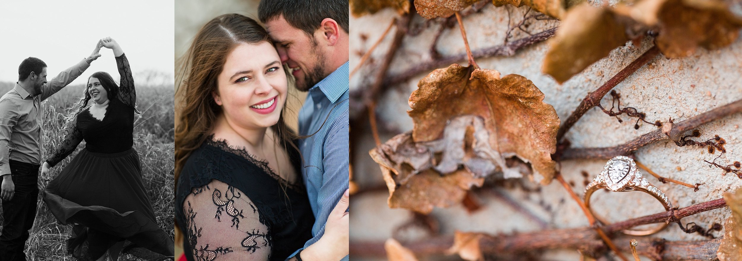 Engagement Photographer Edmond Oklahoma