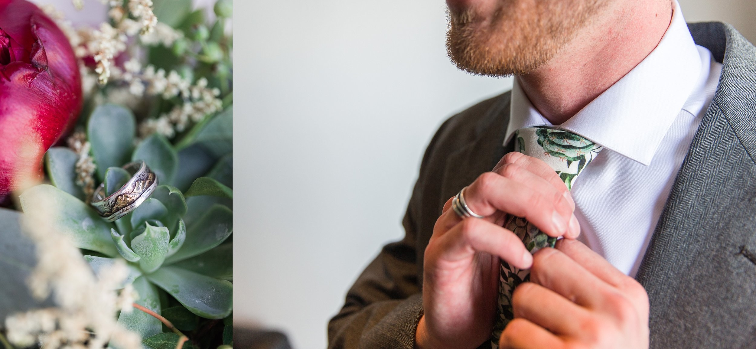 Succulent Wedding -OKC Wedding Photographer Jessica McBroom