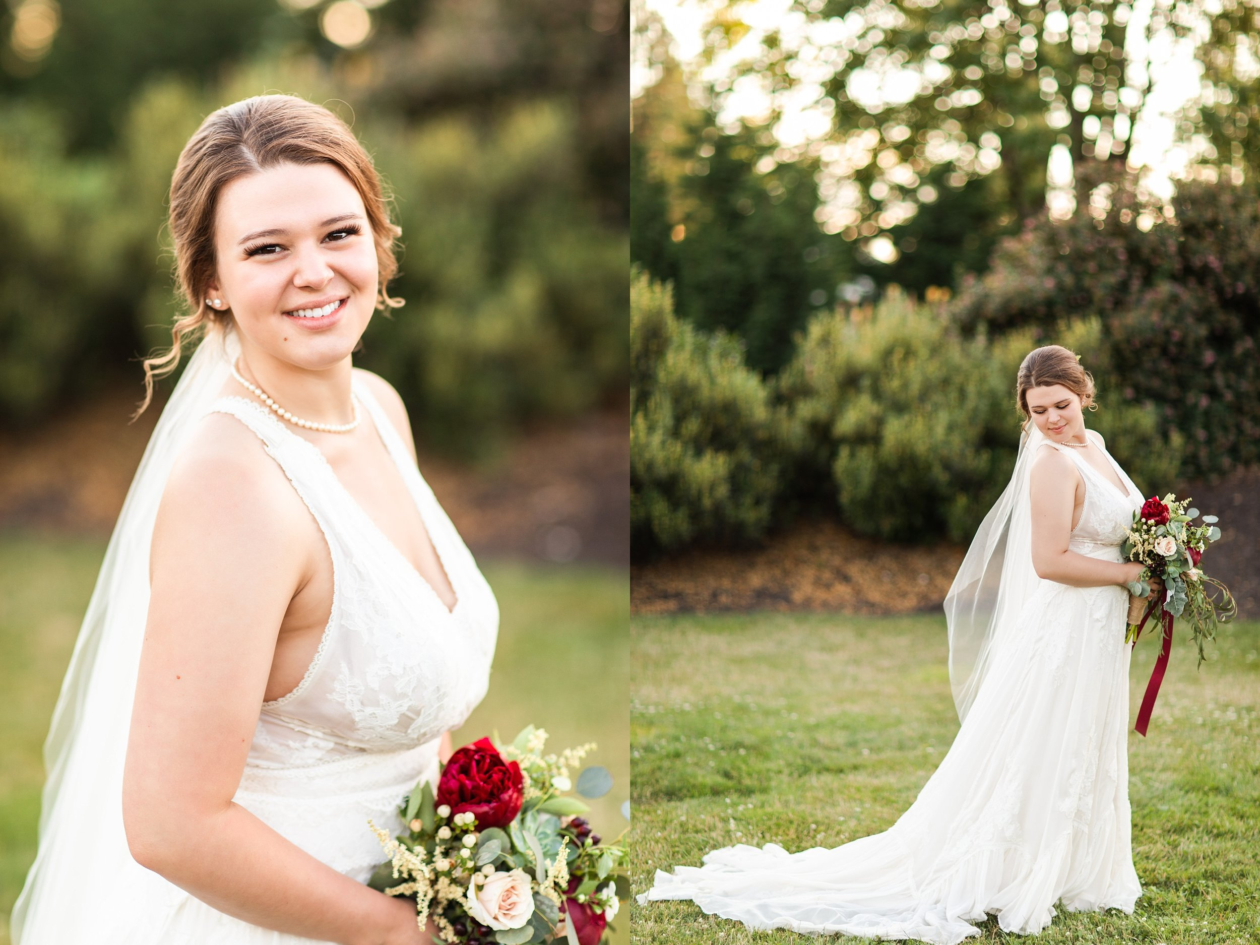 Bridal Portrait Photographer Jessica McBroom