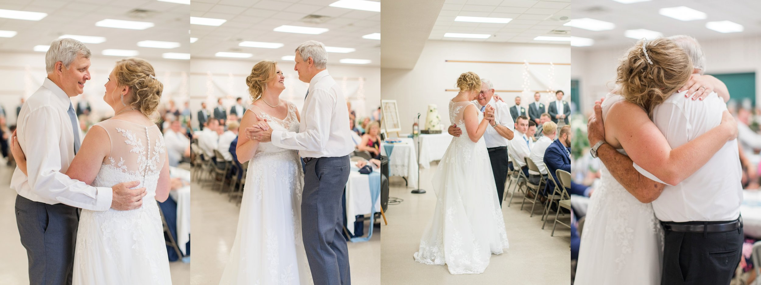 Daddy Daughter First Dance By: Jessica McBroom Photography