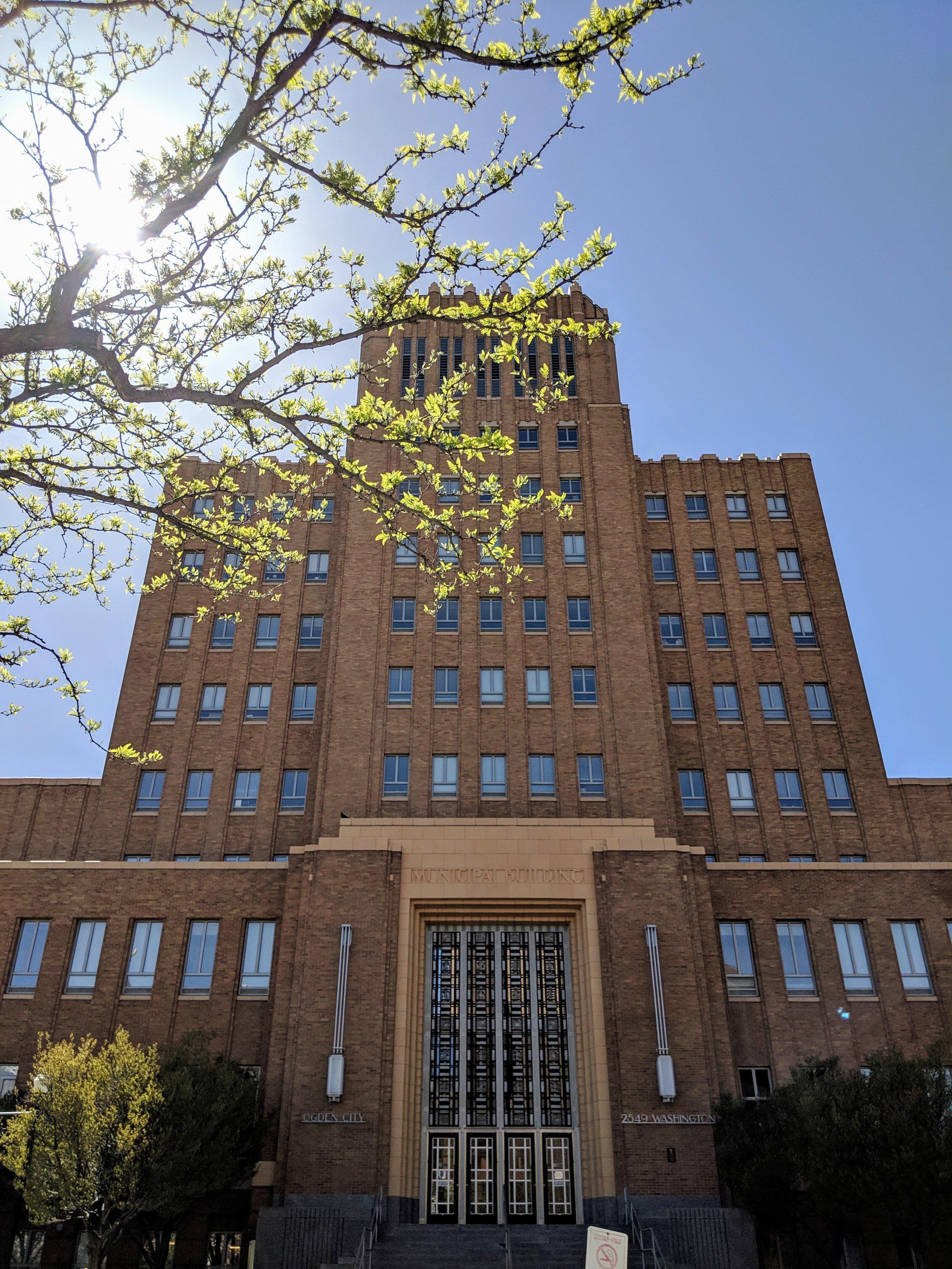 Ogden Municipal Building (1939)