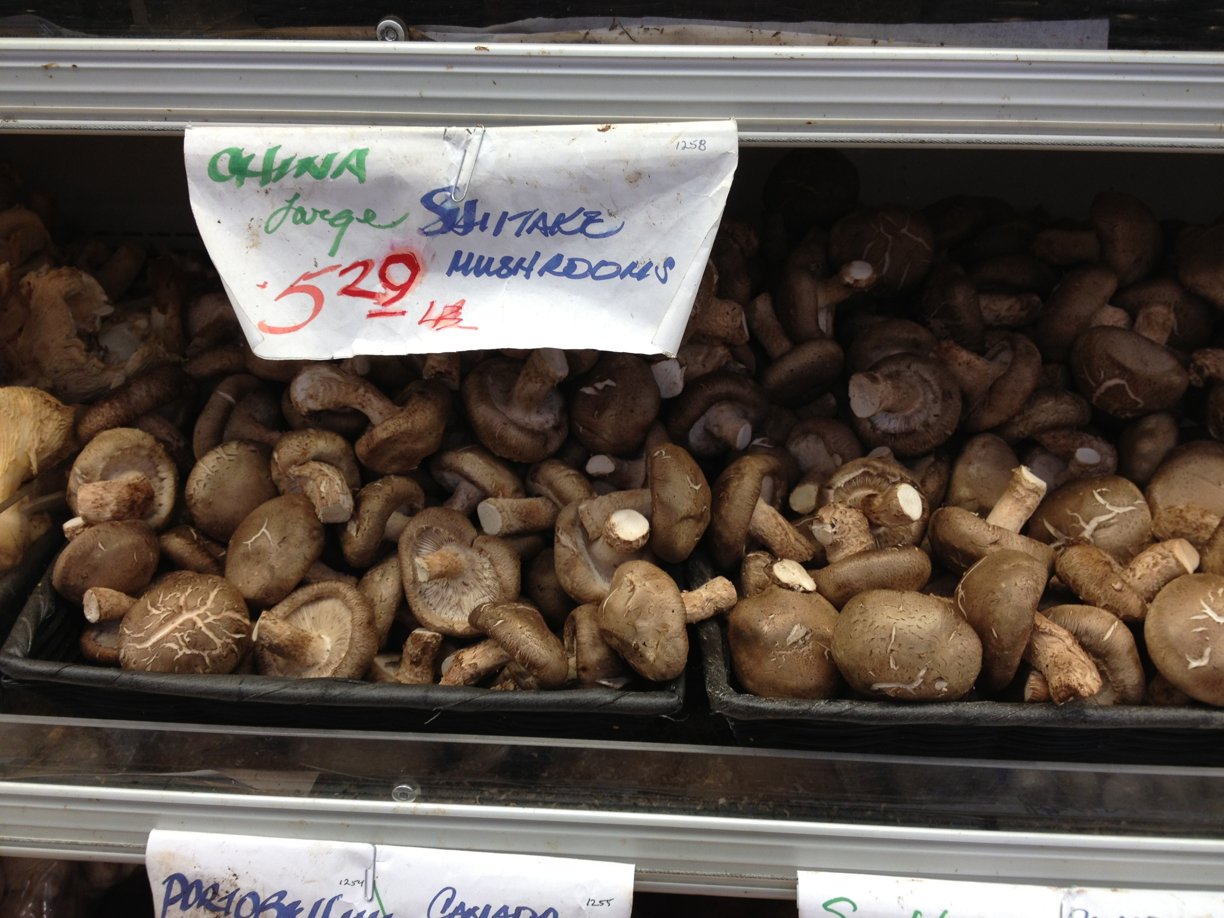 Fresh shiitake mushrooms are also agood non-animal source of ironand protein, magnesium, and vitamin D.