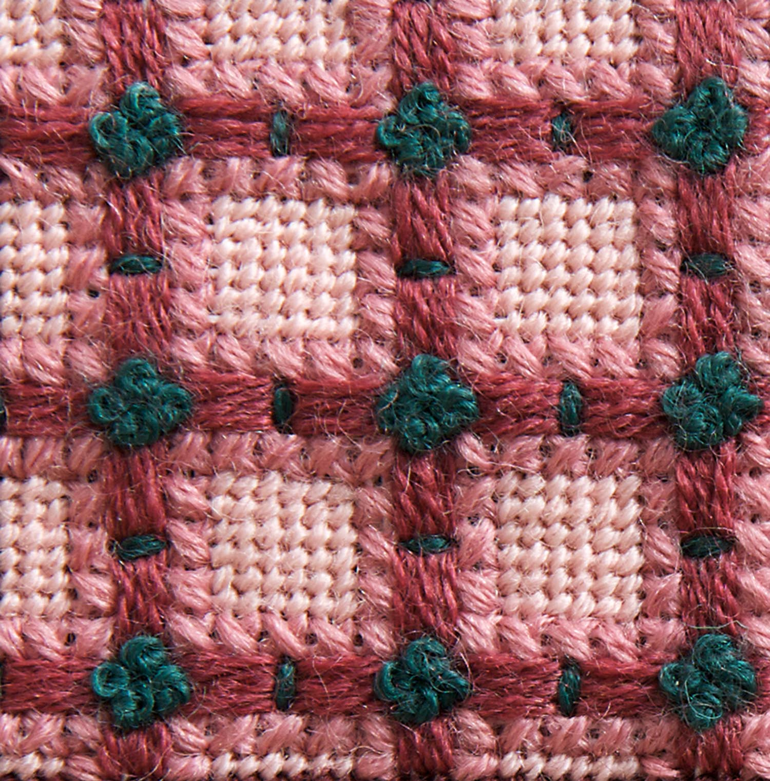 Stitch 29 - Orchard in Roses