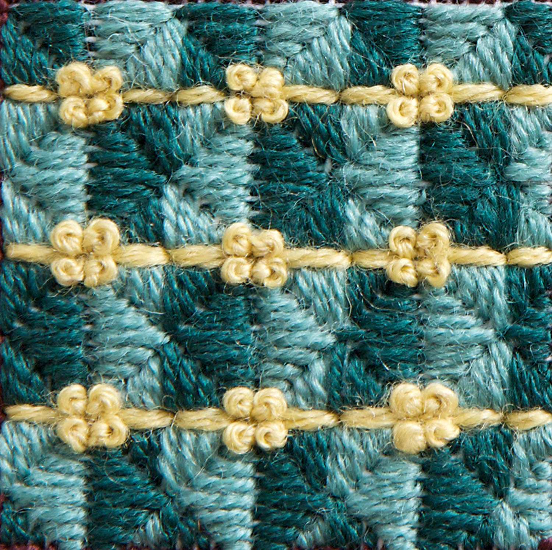 Stitch 33 - Curls & Waves