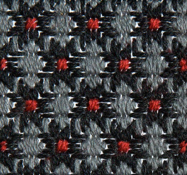 Stitch 60 - Red Doorbell Array