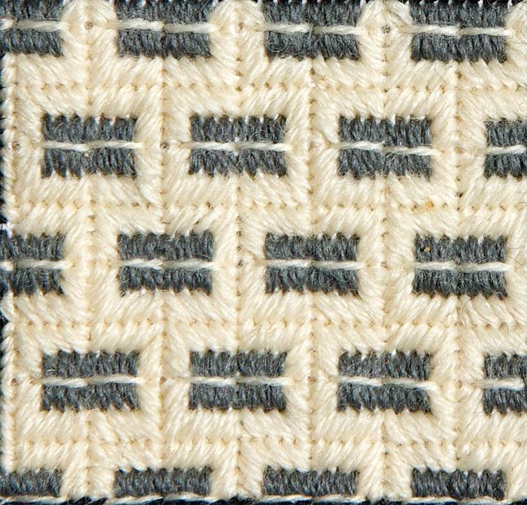 Stitch 65 - Byzantine Variation