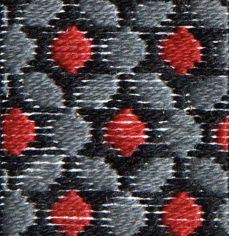 Stitch 67 - Three Leafed Clover