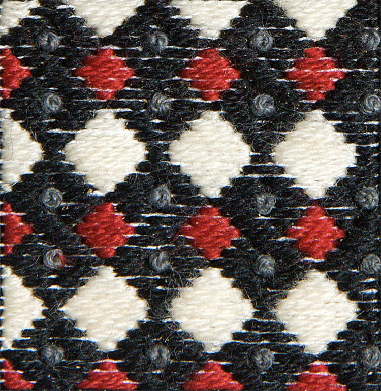 Stitch 73 - Figure Eights with Horizontal Hungarian