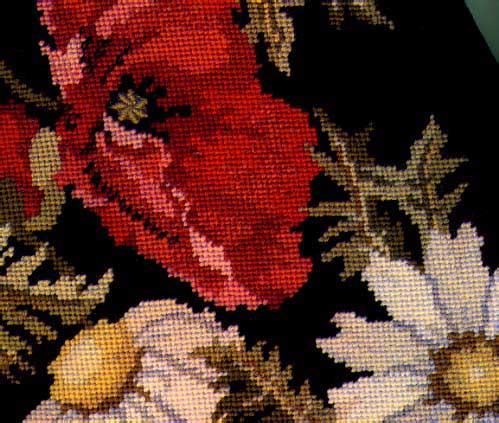 Poppy Vest Detail