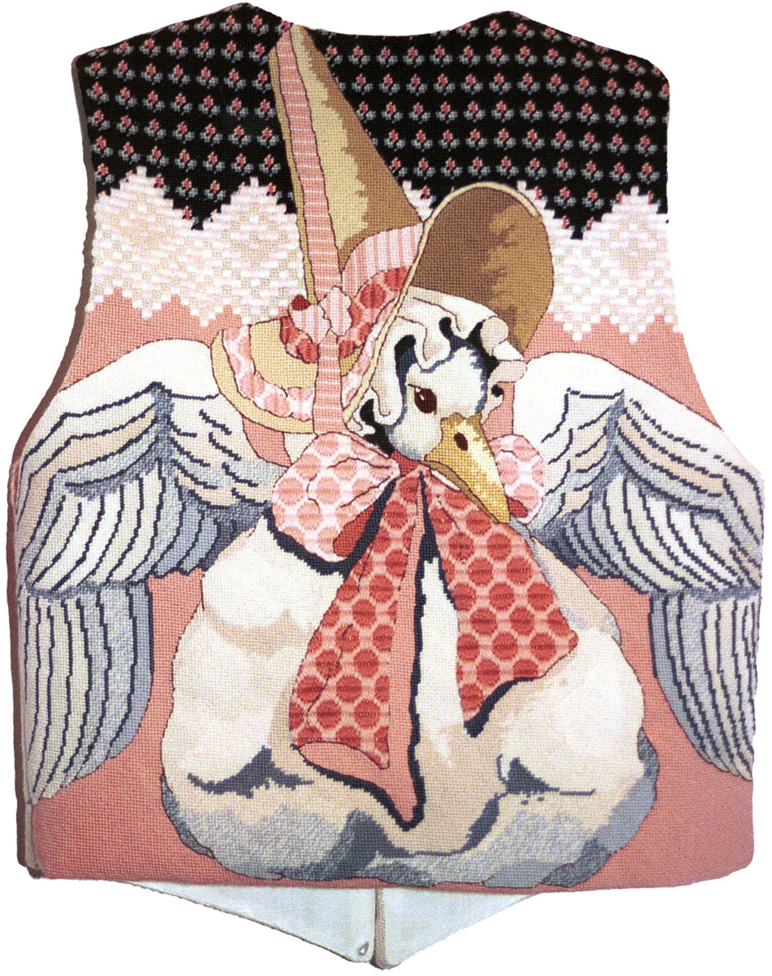 Mother Goose Vest (Back)
