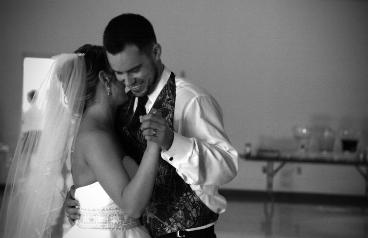 A beautiful shot from a wedding almost a year ago, July 6th 2013