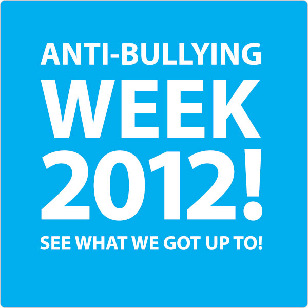 Previous Anti-Bullying Weeks — Anti-Bullying from The Diana Award