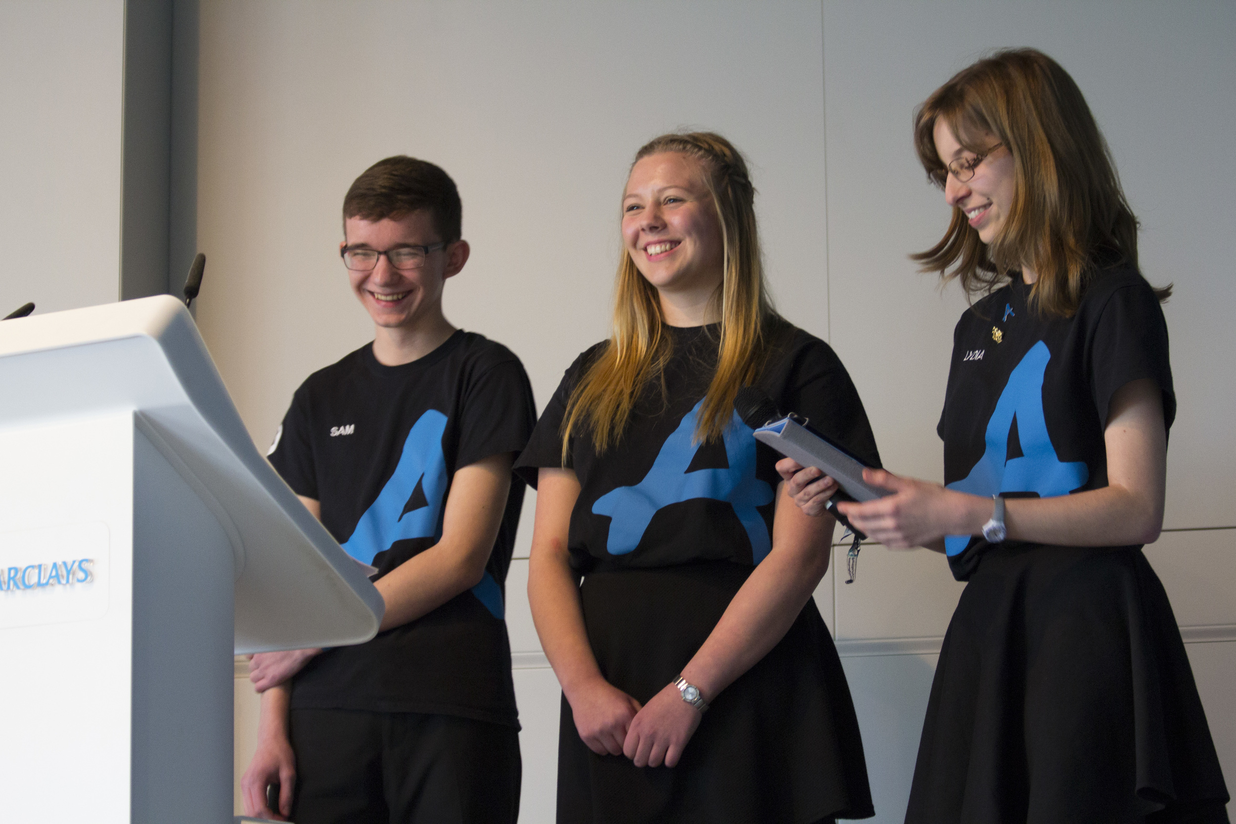 One of the main highlights of the day was our National Anti-Bullying Youth Board's workshop on 'using social media positively as part of your campaign'. Through practical examples, our inspirational young people were able to deliver the key message to our delegates of how they can use their organisations social media channels to support their anti-bullying campaigns to be come proactive.