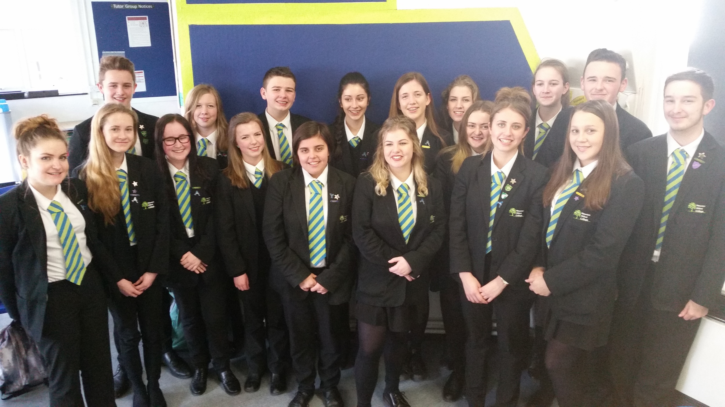 Netwon Abbot College Anti-Bullying Team