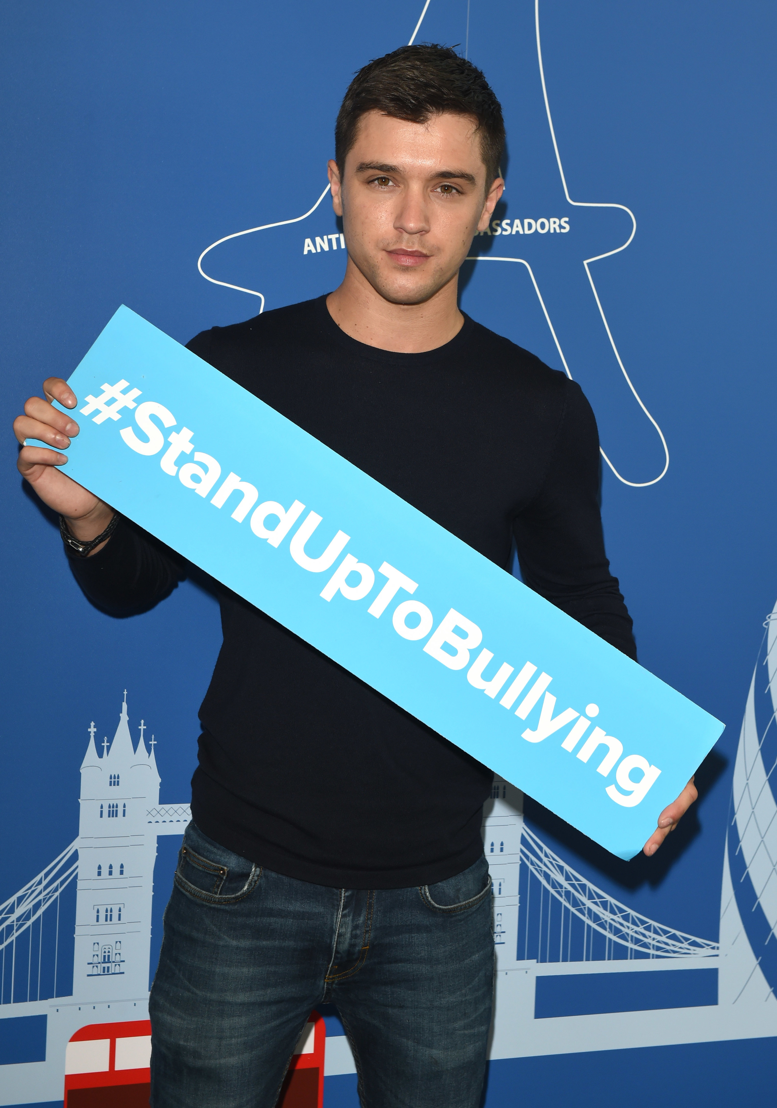 5th July  2016Stand Up To Bullying Day  held at Facebook, 10 Brock Street, London. For more information please go to www.standuptobullying.co.ukHere:CJJ HambletCredit: Justin Goff/GoffPhotos.com