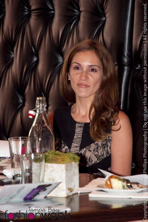 MaryIsabel Rooney, Owner of Isabel O'Neil at TBFW Bridal Brunch