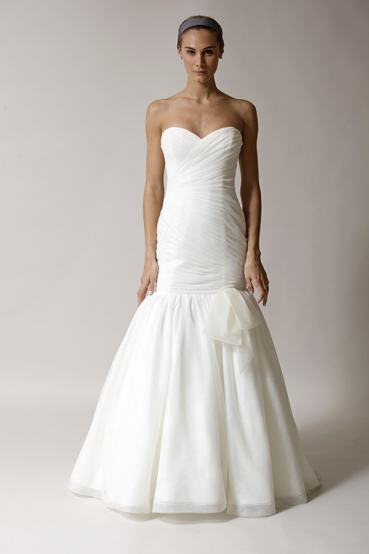 Alyne 'Bianca'  Retail Price: $1,969  Sample Sale: $985 (50% off)