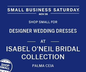 Shop Small Local Wedding Dress Tampa
