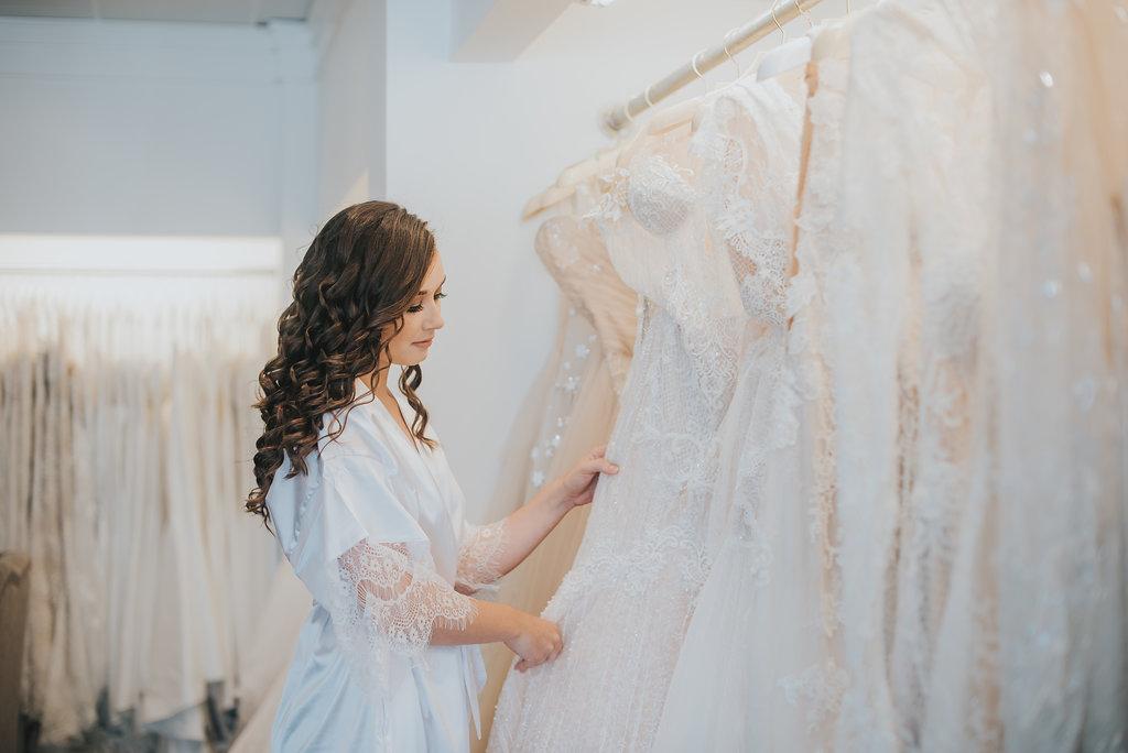 Wedding Dress Shopping Tampa, FL
