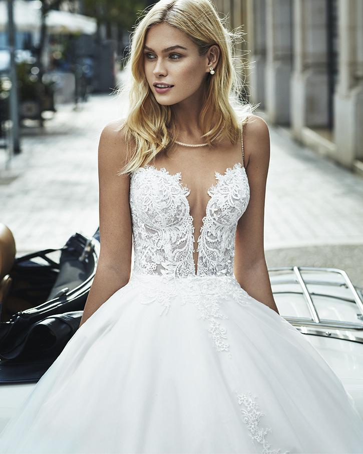 Luna Novias Isabel O Neil Bridal Collection Tampa S Most Stylish Bridal Boutique