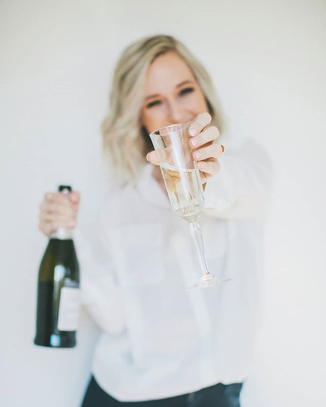"""We're poppin' champagne today!! ....Now let me tell you why! I've been a wedding and portrait photographer for more than a decade (omg HOW!?) When I think back on the hustle, the fab clients, and the evolution of my work in that time, I feel so proud and grateful.🍾 . . In that time, I've fallen in love with the process of helping couples and individuals build connection through photography. Now, I want to help your brand do the same!! . . I am so excited to announce that AWP is shifting its focus to helping your business grow into the empire you've always imagined.Many of you know I've working on content creation and brand photography for years with business like @shopjoelleco @thediamondgalleria and many more, but I'm thrilled to make this my official focus as a photographer! I want to help you use photography to build your brand and connect your ideal client to your """"why."""" . . Head over to my newly revamped website to learn more about what AWP can offer you and your business! (link in bio)"""