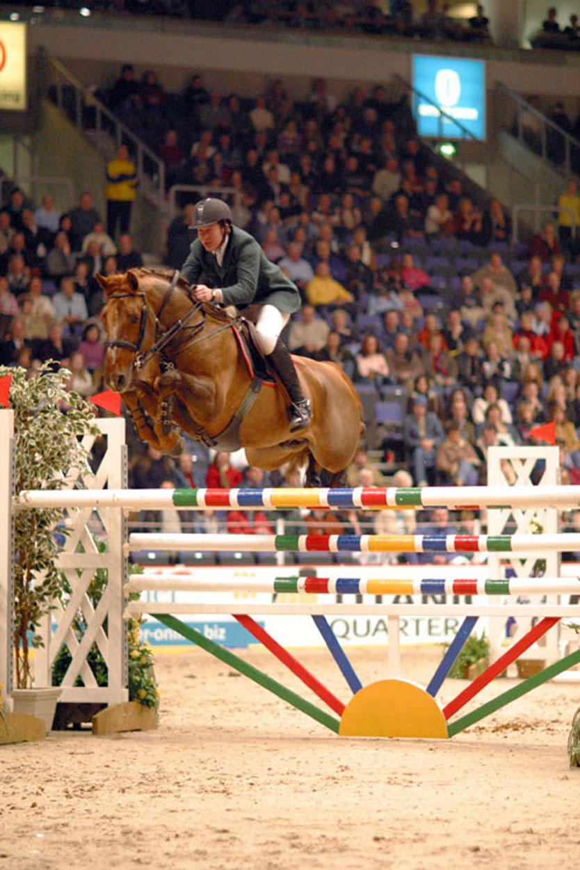 Belfast International Horse Show