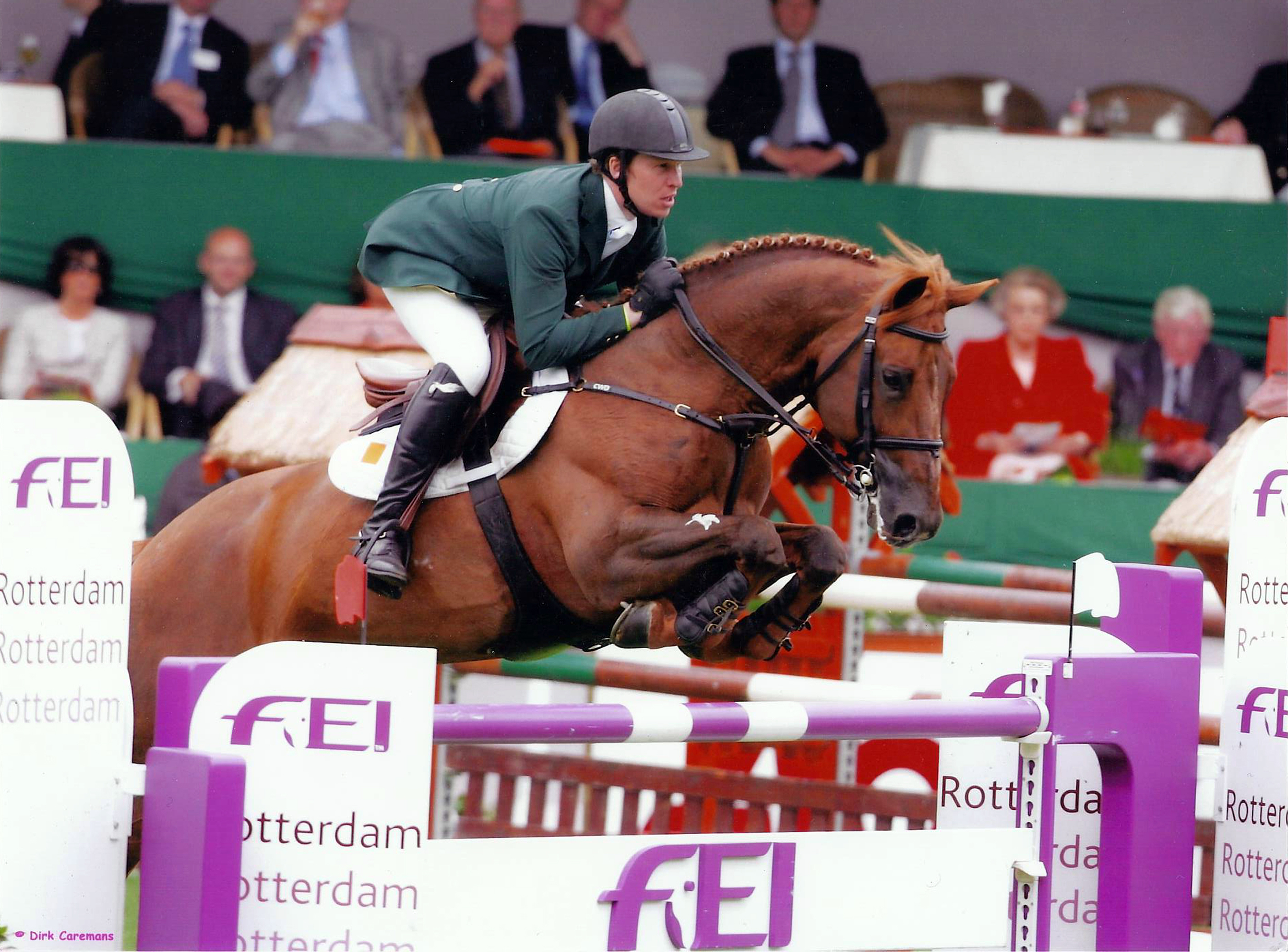 Nation's Cup, Rotterdam