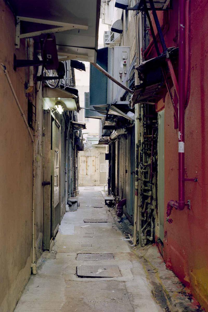 Ajay Malghan_Hong Kong Alleys_03.JPG