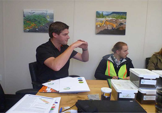 Guest Speaker from Veratec - Engineered Soils