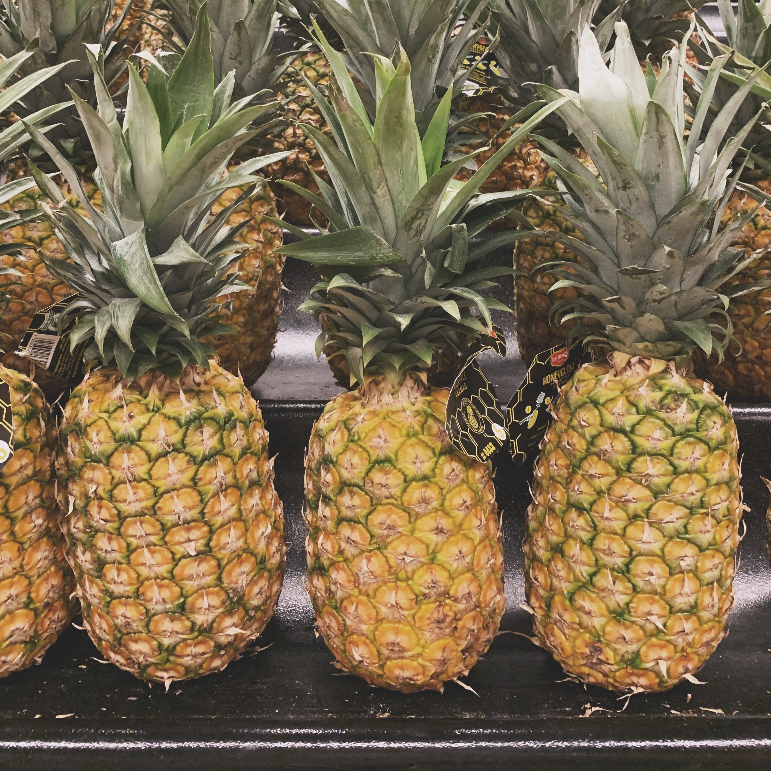 IVF pineapples