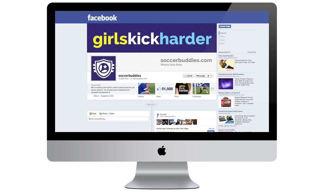 evrybdy branding logo design website marketing soccer buddies  web design seattle corin mcdonald
