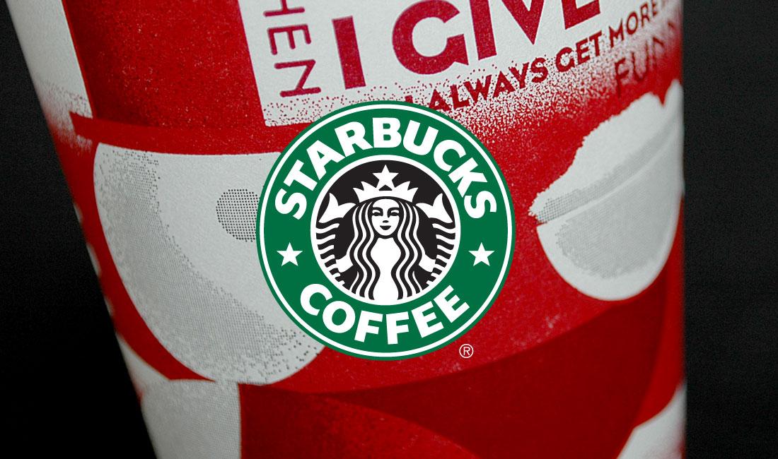 evrybdy branding logo design website marketing packaging starbucks holiday seattle corin mcdonald