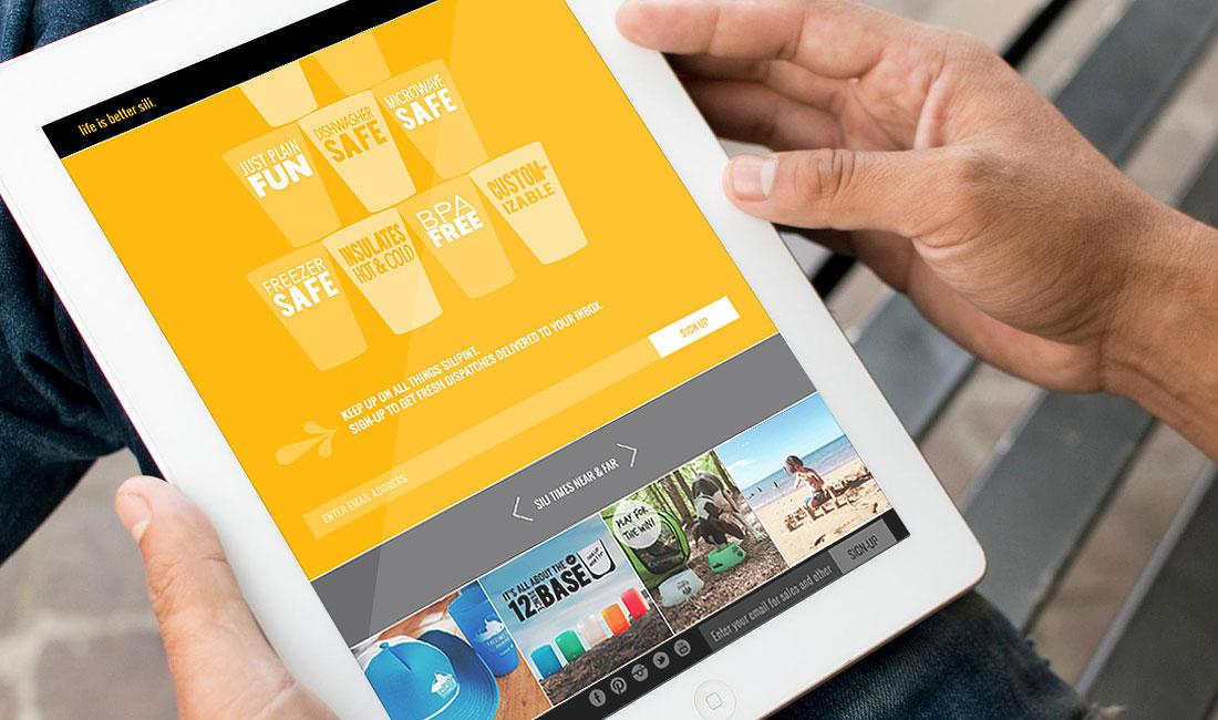 evrybdy branding logo design website marketing web design sili pint seattle corin mcdonald