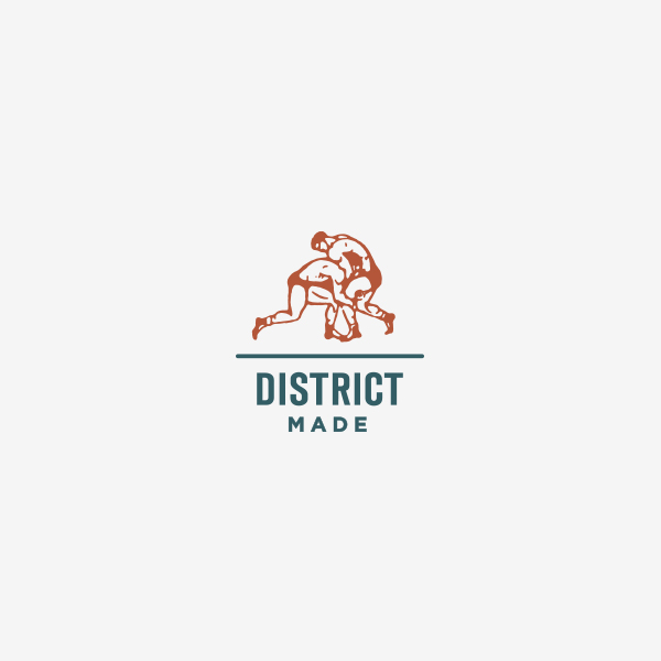 evrybdy logo design branding seattle district made corin mcdonald