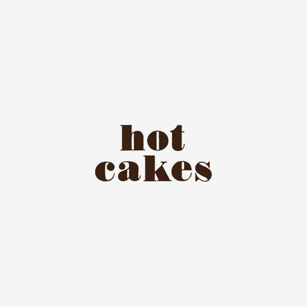 evrybdy logo design branding seattle hot cakes corin mcdonald