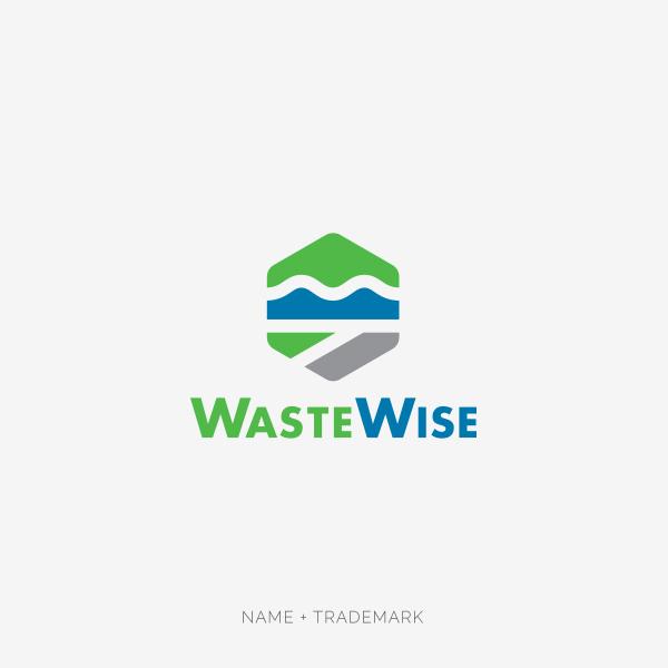 evrybdy logo design branding seattle wastewise corin mcdonald