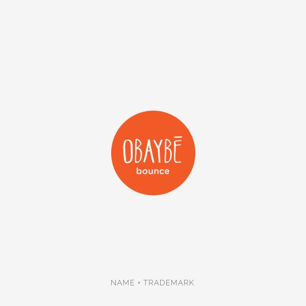 evrybdy logo design branding seattle obaybe bounce corin mcdonald