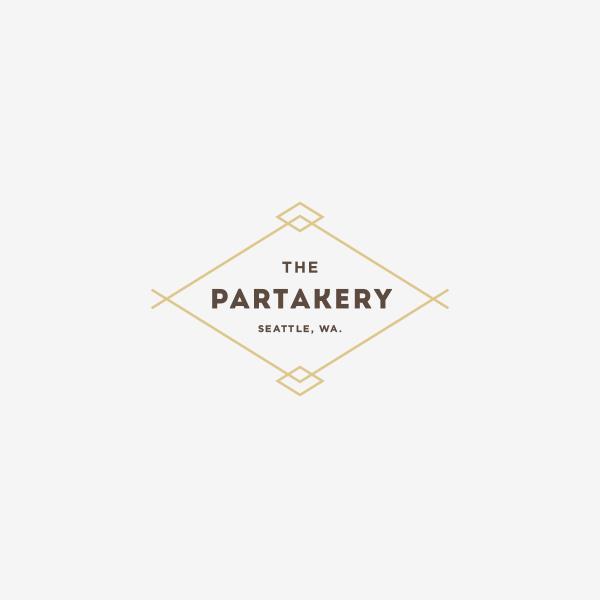 evrybdy logo design branding seattle partakery corin mcdonald