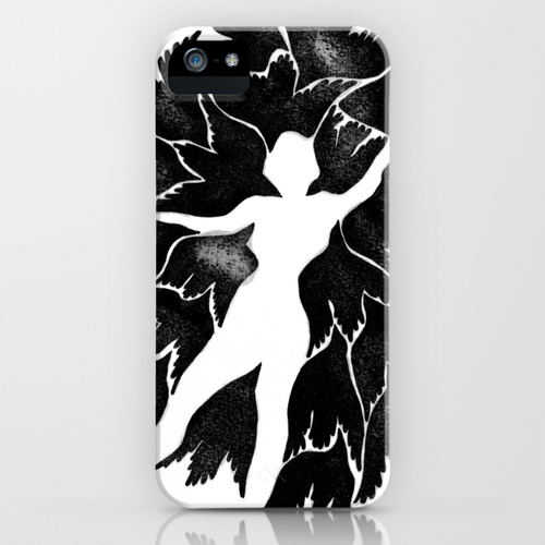 """The Raven"" Phone Case"