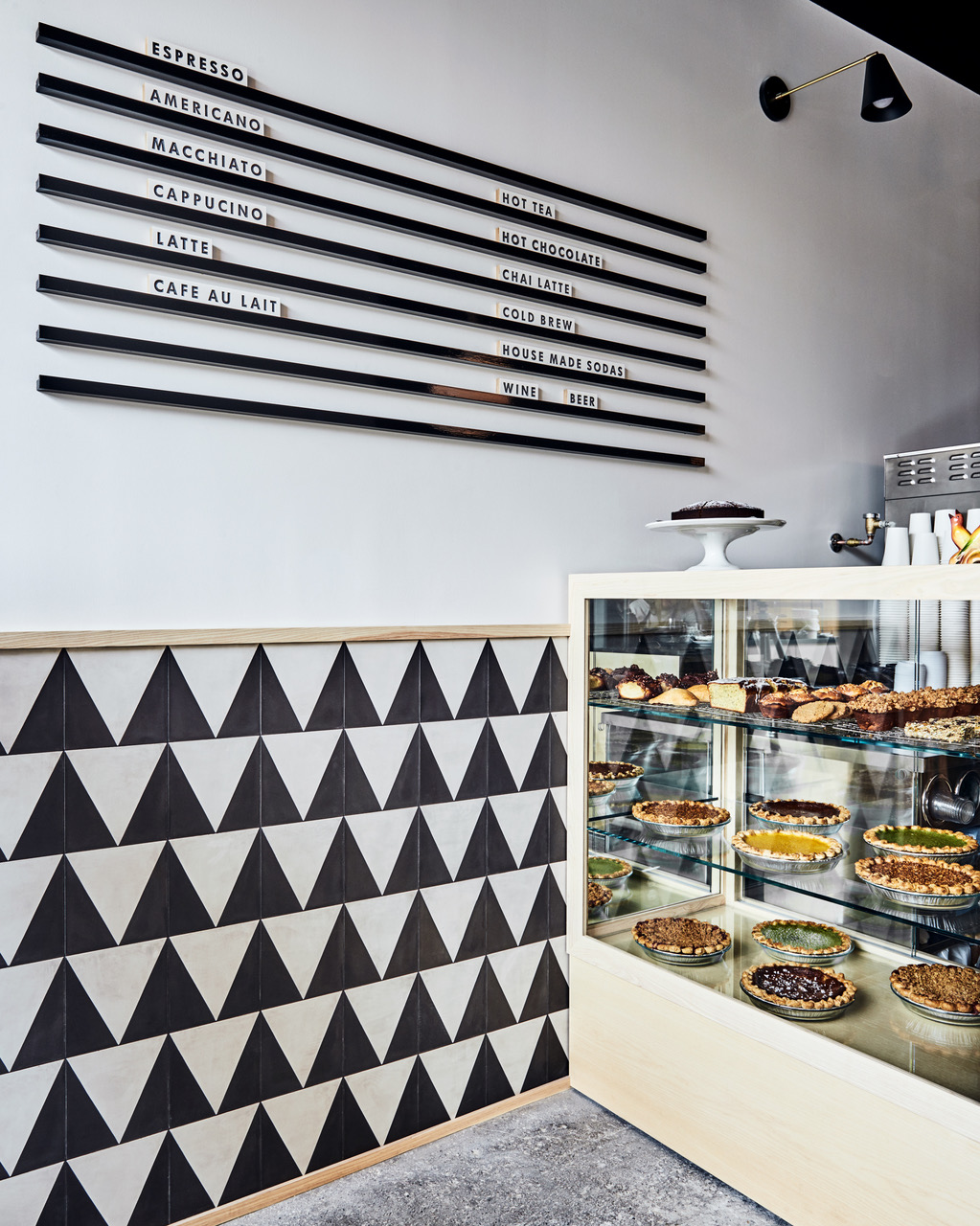 VISIT OUR PIE COUNTER + BAR!