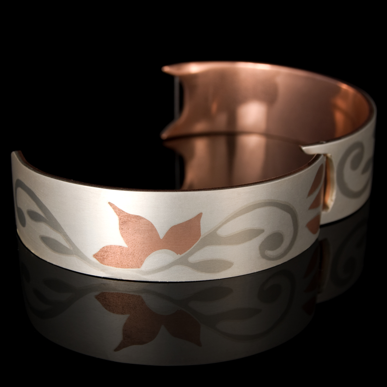 Henna Vines Cuff from the Henna Collection