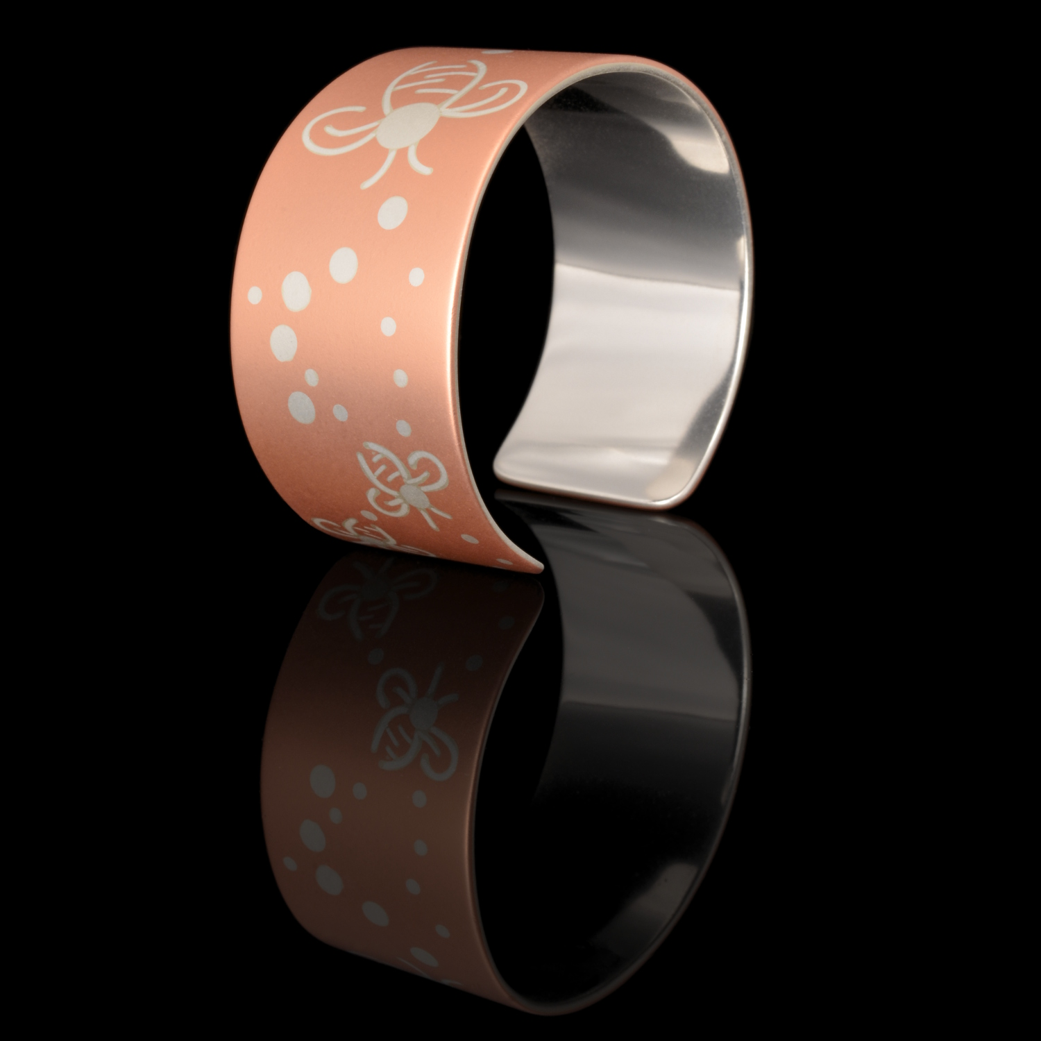 Bee Pollen Cuff from the Insects Collection