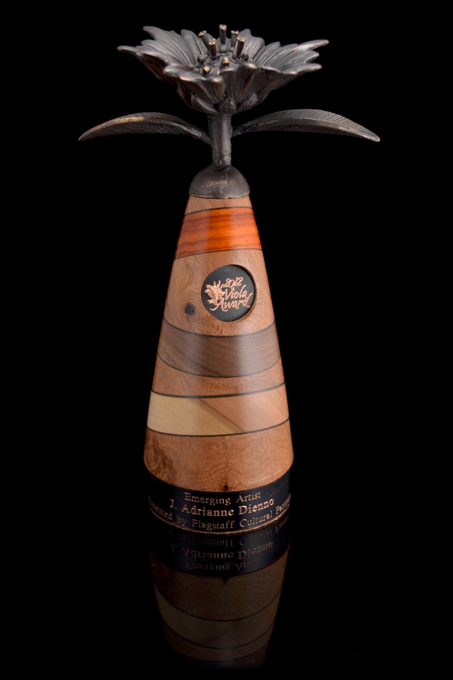 The Award for Best Emerging Artist in 2011
