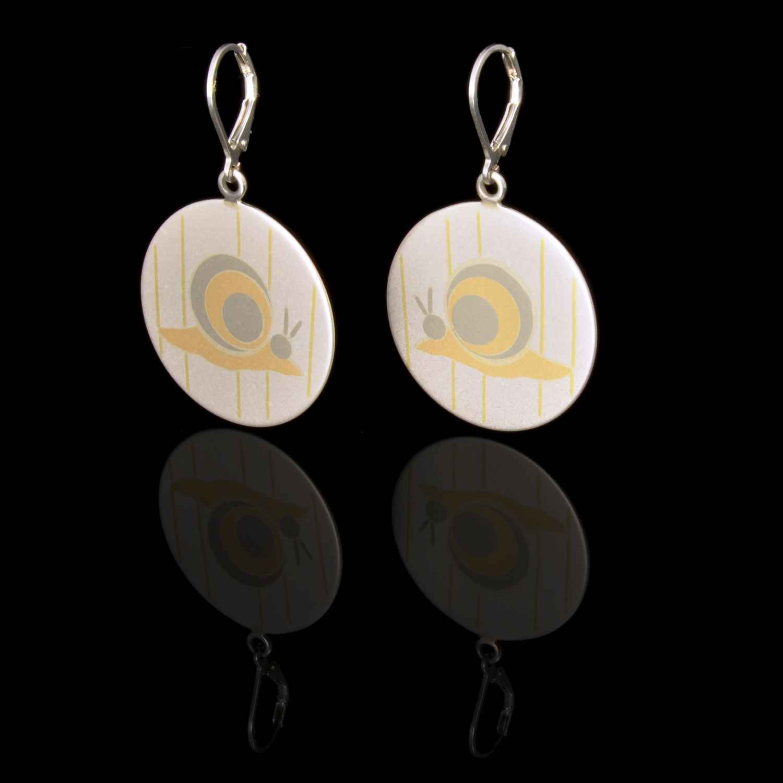 Snails Earrings