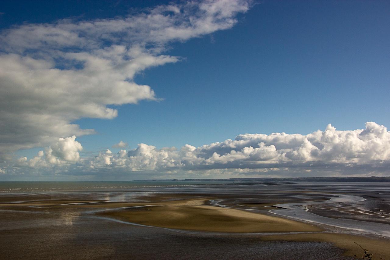 Low Tide in St Brieuc